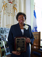 Julia Hankerson Sheroe Award Recipient