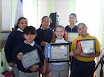 The Woodbine Elementary School Sheroe in My Life Essay Contest Winners